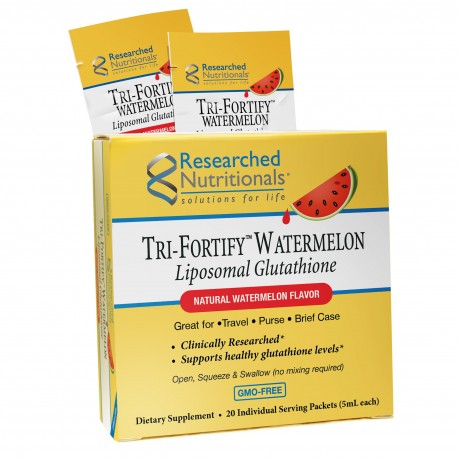 Tri-Fortify™ Watermelon 20 Pack (GMO-Free)